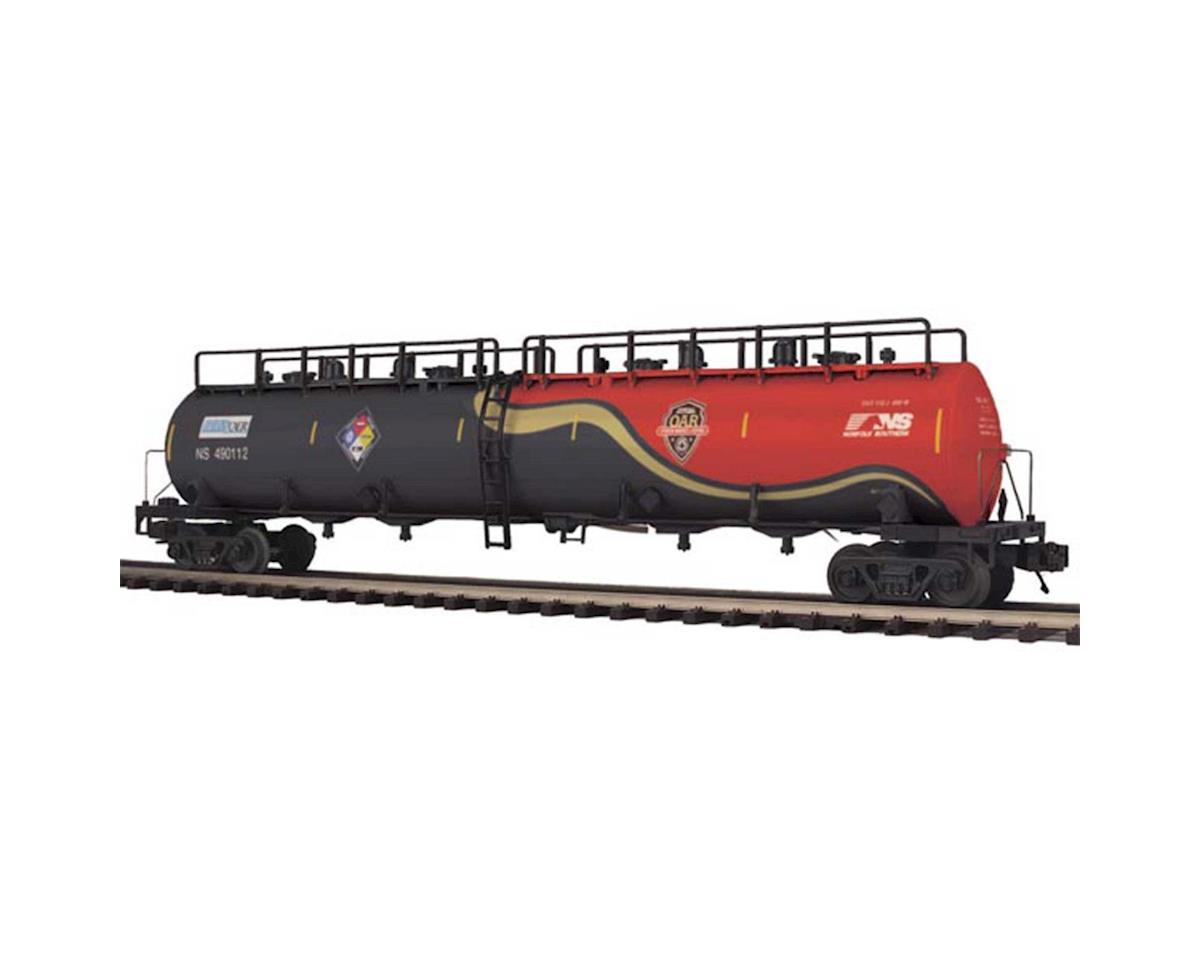 O 20,000 Gallon 4-Compartment Tank, NS/Hazmat by MTH Trains