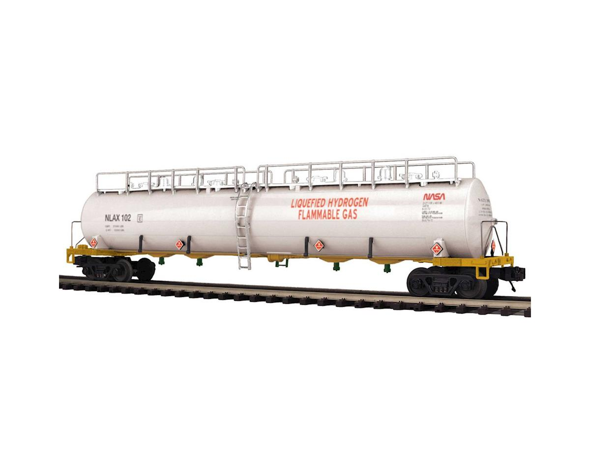 MTH Trains O 20,000 Gallon 4-Compartment Tank, NASA