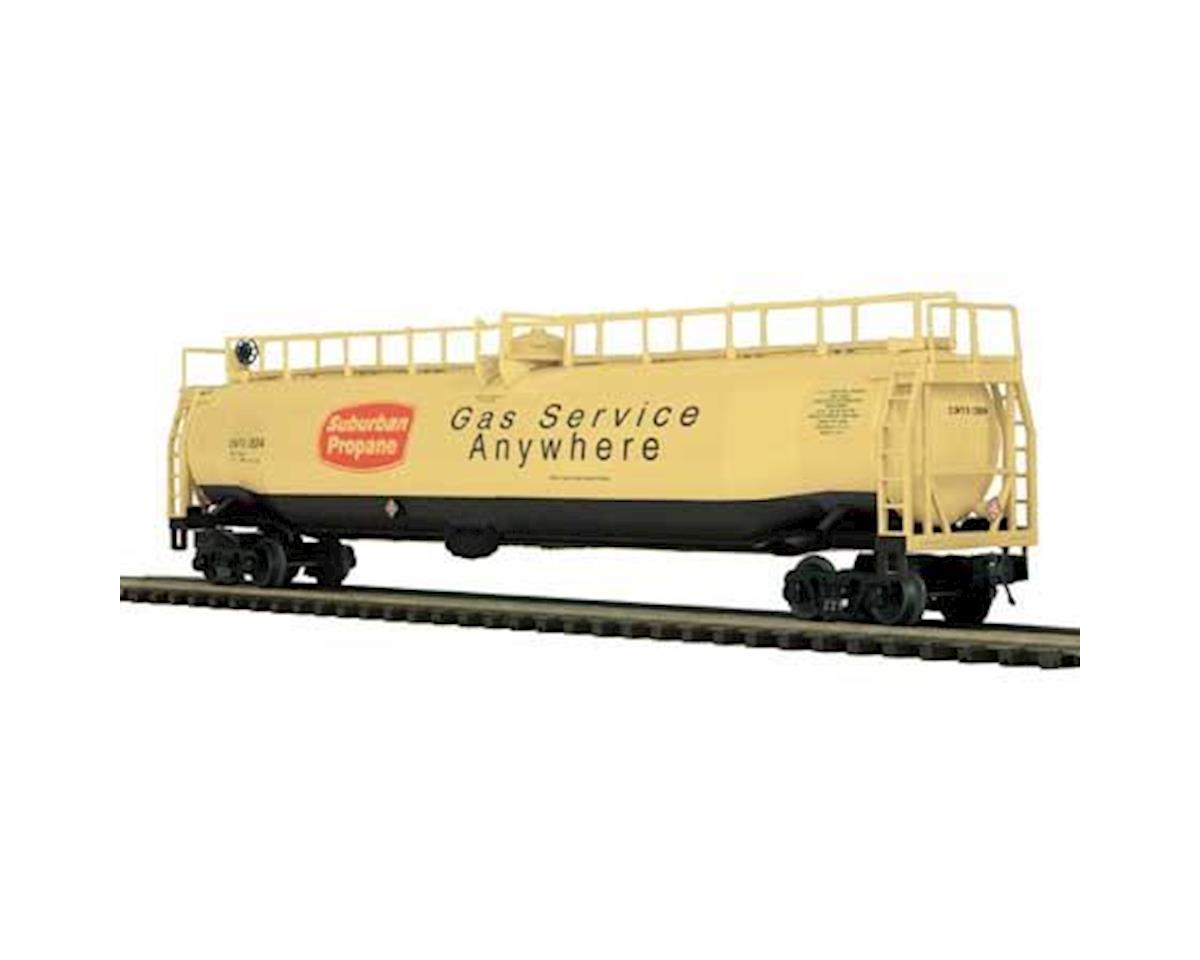 O 33,000 Gallon Tank, Suburban Propane by MTH Trains