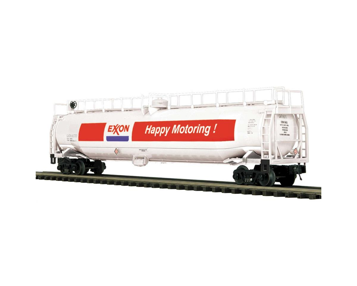 MTH Trains O 33K Gallon Tank, Exxon #83710