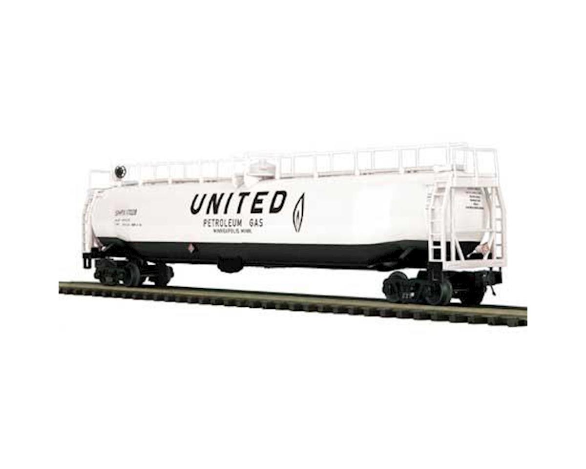 MTH Trains O 33K Gallon Tank, United #17028