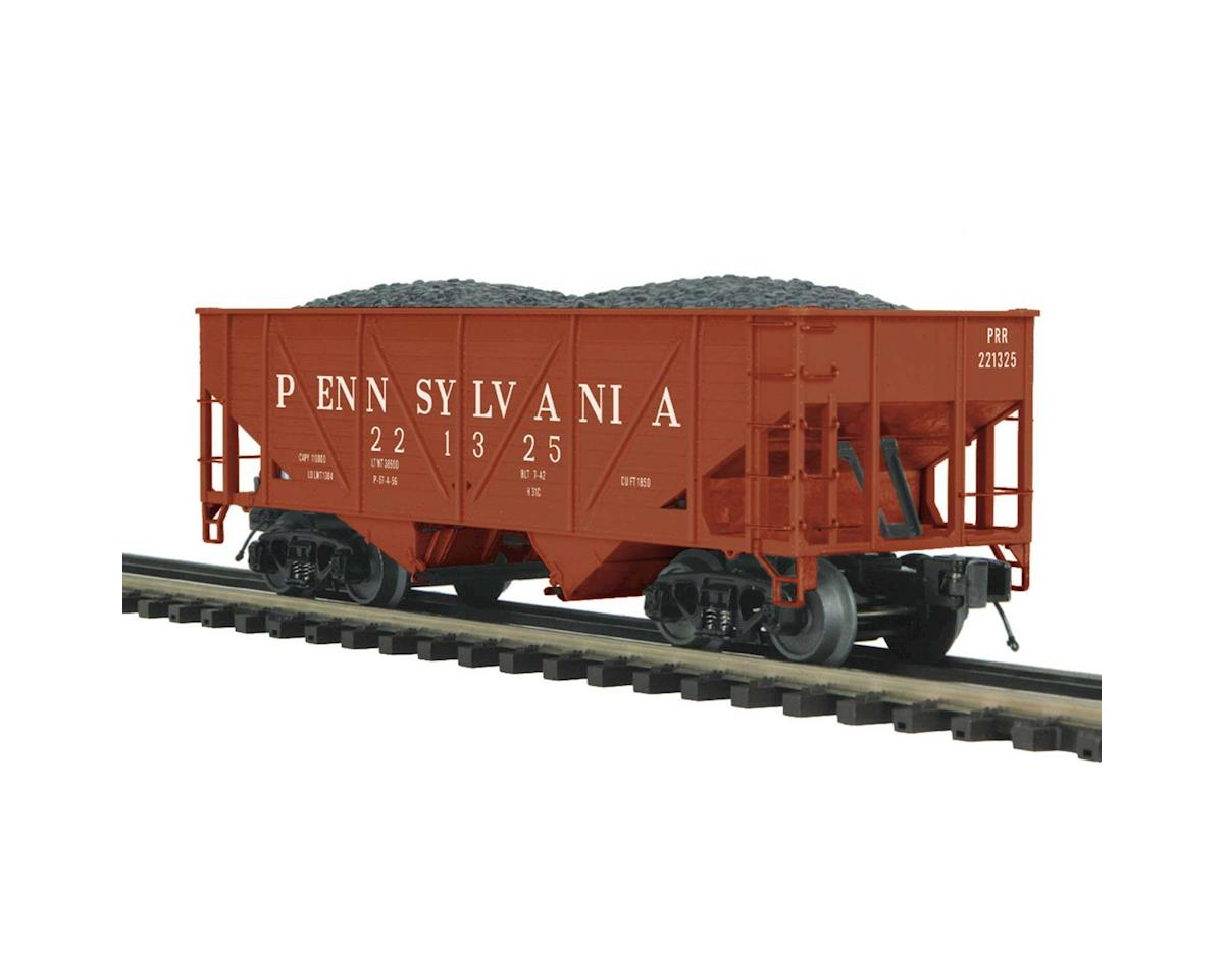 MTH Trains O 34' Composite Hopper, PRR