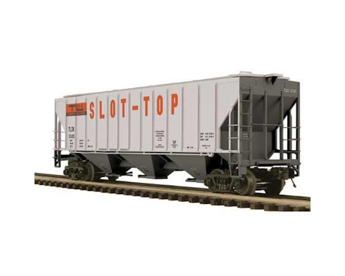 MTH Trains O PS-2CD High Side Hopper, TLDX #3500