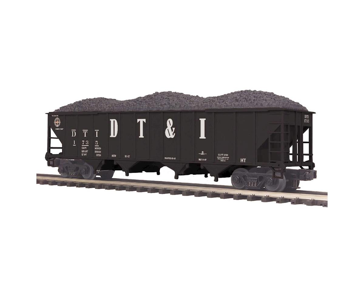 MTH Trains O 4-Bay Hopper, DT&I