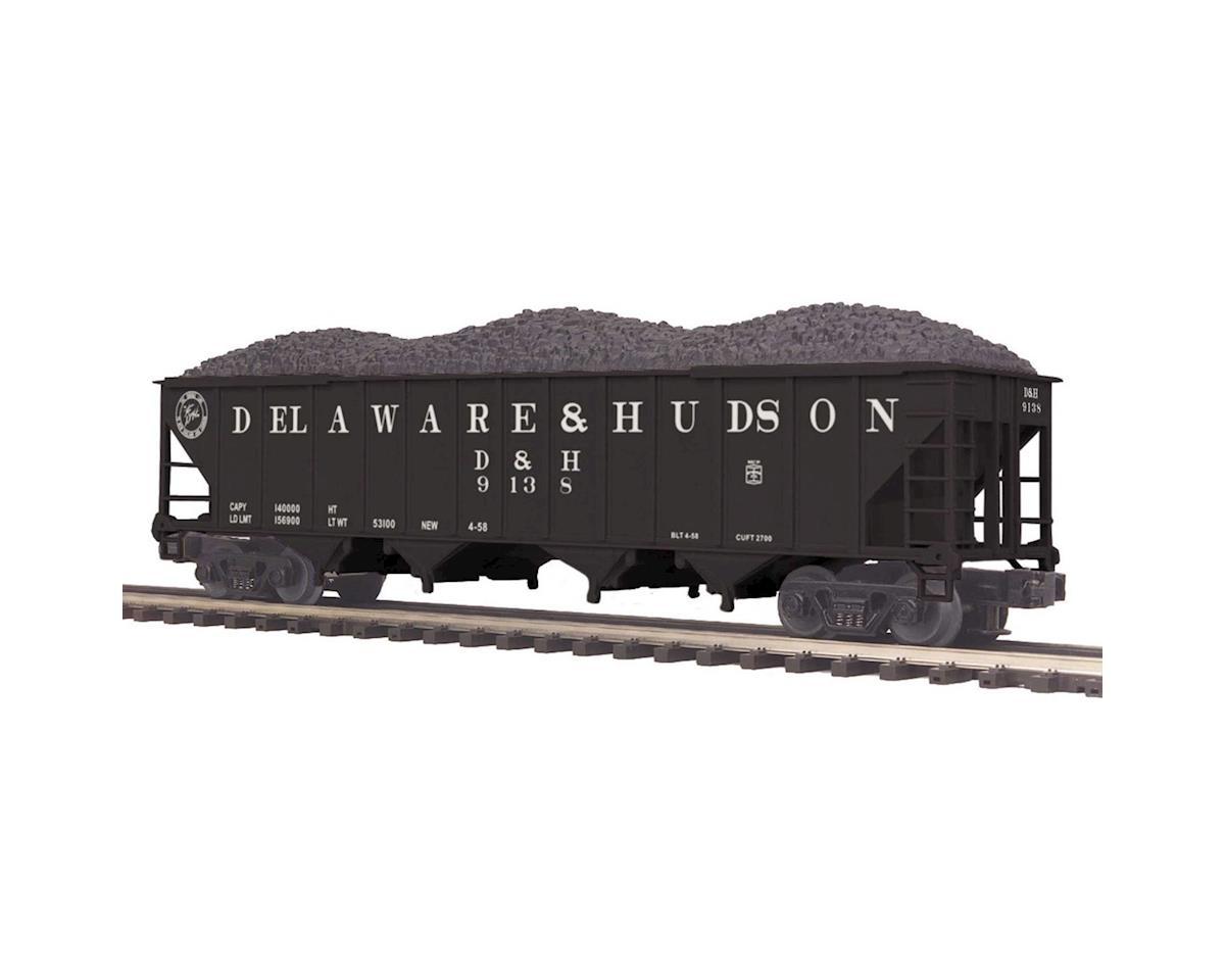 MTH Trains O 4-Bay Hopper, D&H