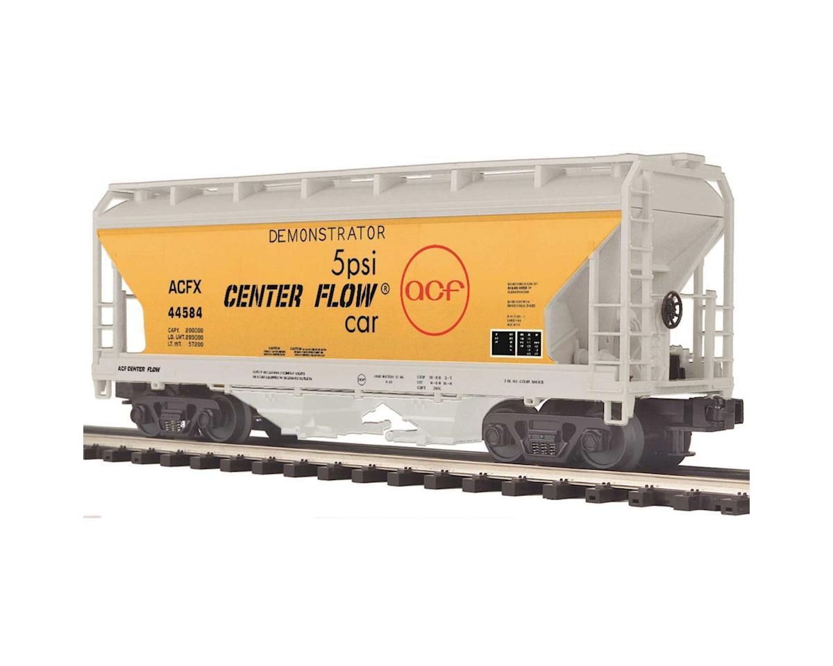O 2-Bay Centerflow Hopper, ACF Demo by MTH Trains