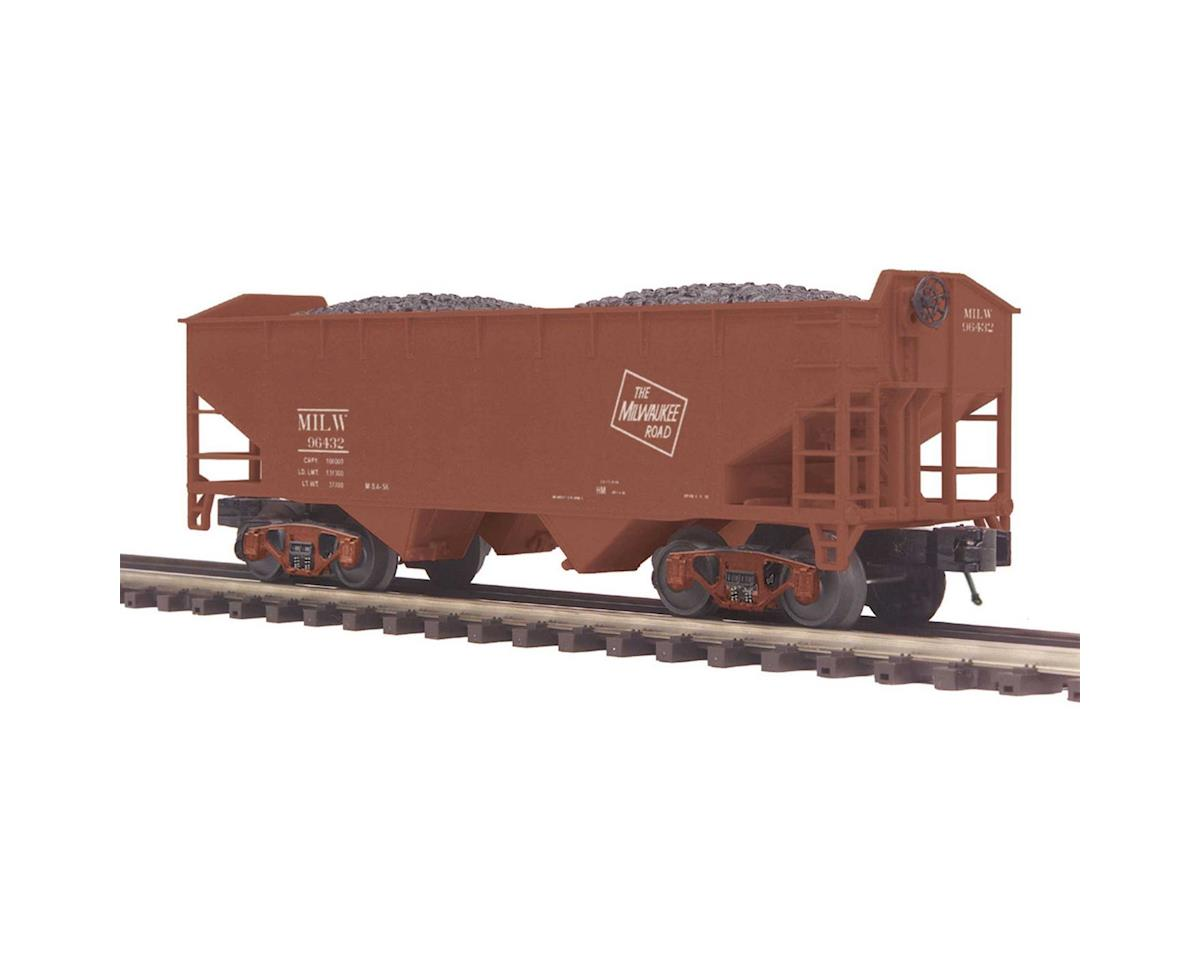 MTH Trains O 2-Bay Offset Hopper, MILW