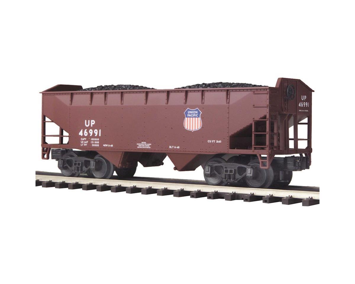 MTH Trains O 2-Bay Offset Hopper, UP