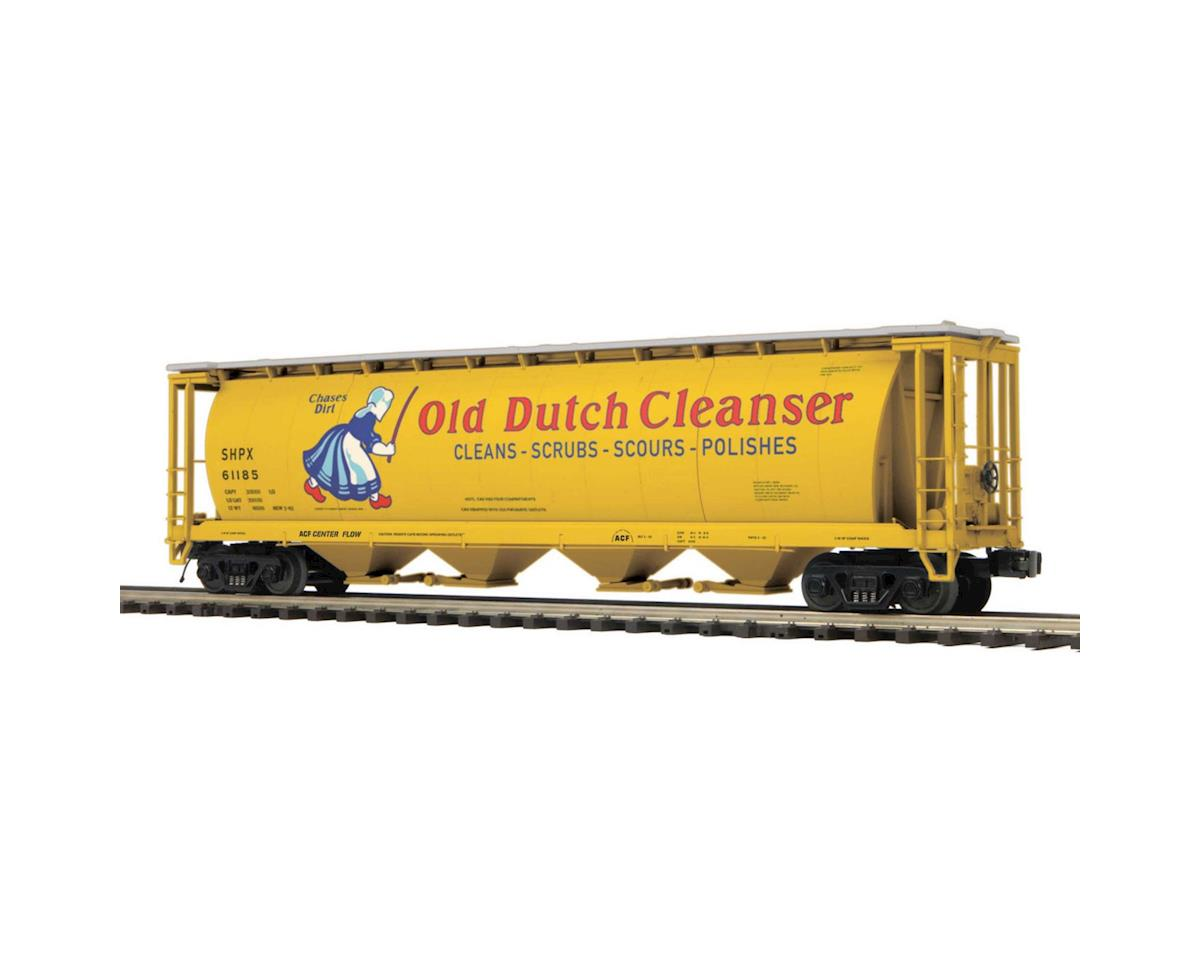 MTH Trains O 100 Ton Hopper, Old Dutch Cleanser #61185