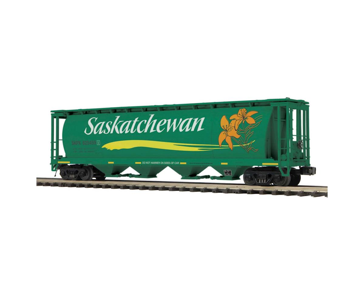 MTH Trains O 100 Ton Hopper, Saskatchewan #625459