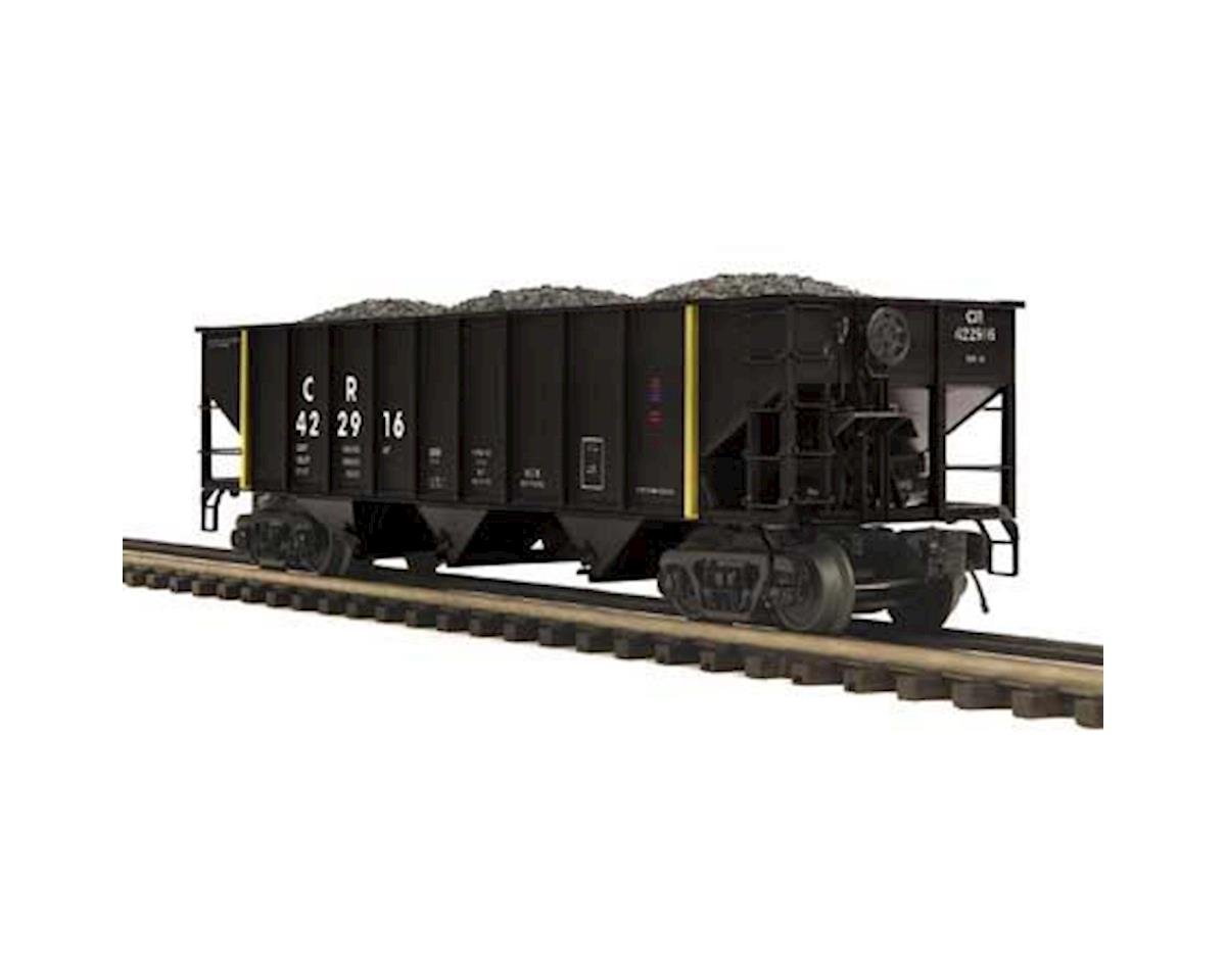 MTH Trains O 70T 3-Bay Hopper, CR #422916