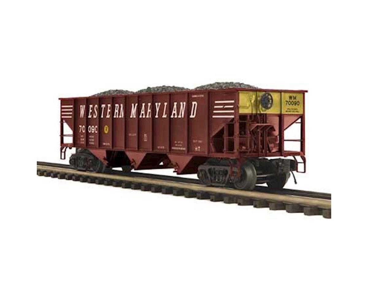 MTH Trains O 70T 3-Bay Hopper, WM #70090