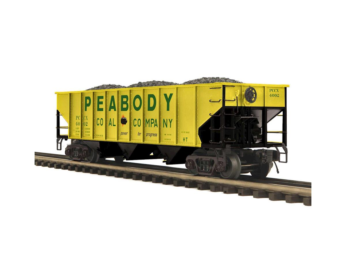 MTH Trains O 70T 3-Bay Hopper, PCCX #4002