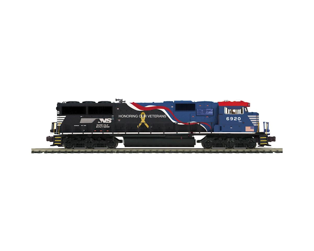MTH Trains O Scale SD60E w/PS3, NS/Veterans