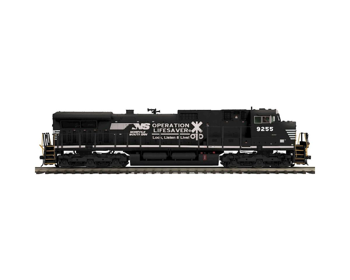MTH Trains O Scale Dash-9 w/PS3, NS #9255