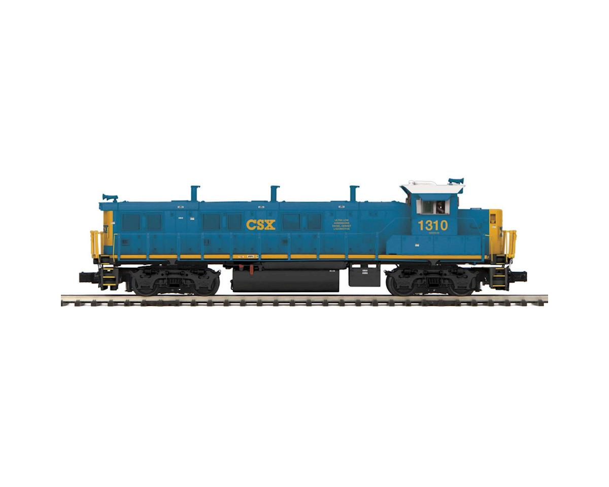 O Scale 3GS21B Genset w/PS3, CSX #1310 by MTH Trains