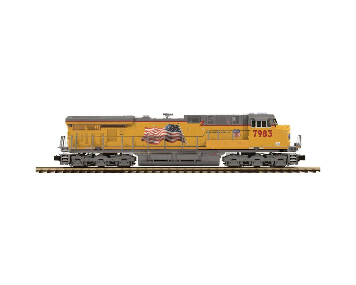 MTH Trains O Scale ES44AC w/PS3, UP #7983