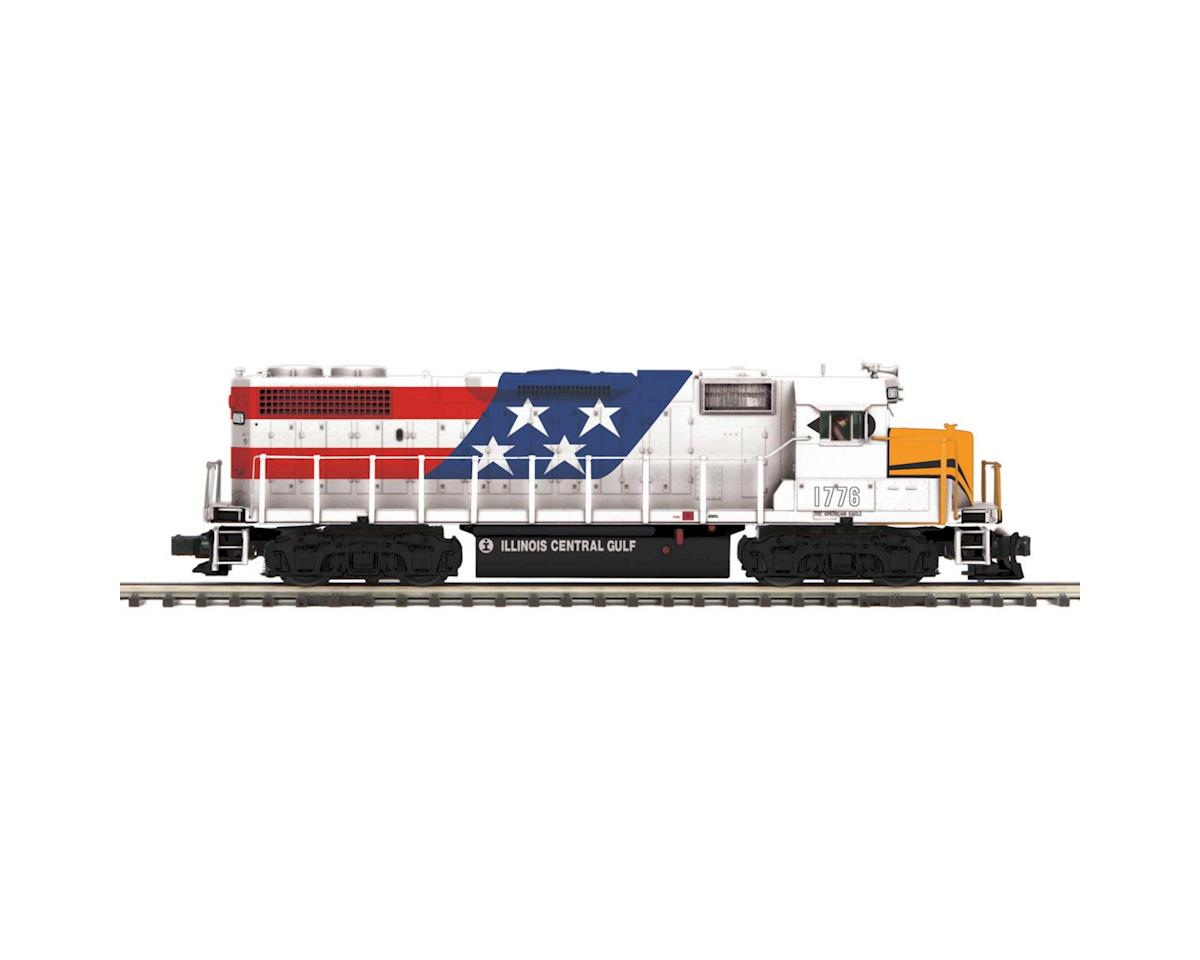 MTH Trains O Scale GP38-2 w/PS3, ICG #1776