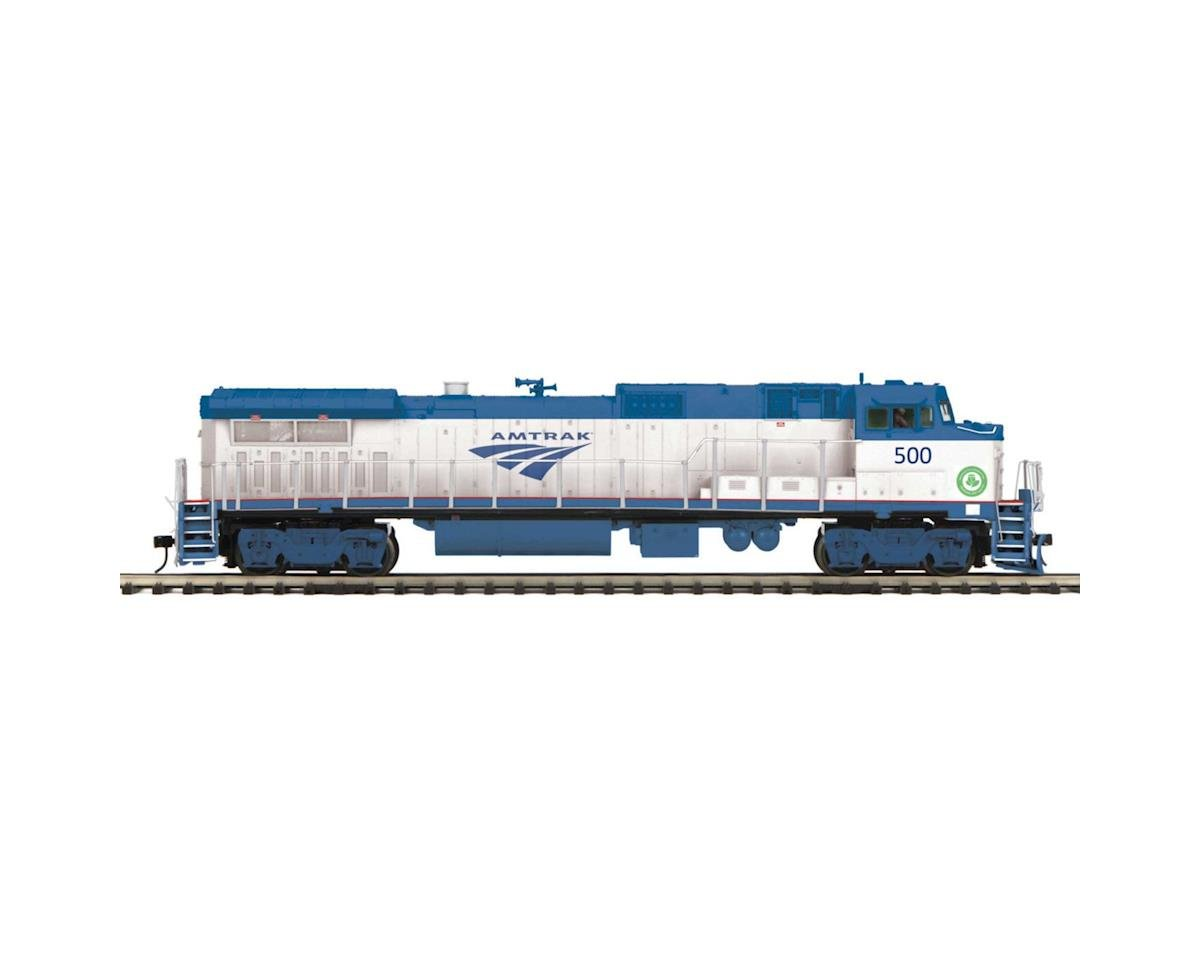 MTH Trains O Scale Dash 8-40BW w/PS3, Amtrak #500