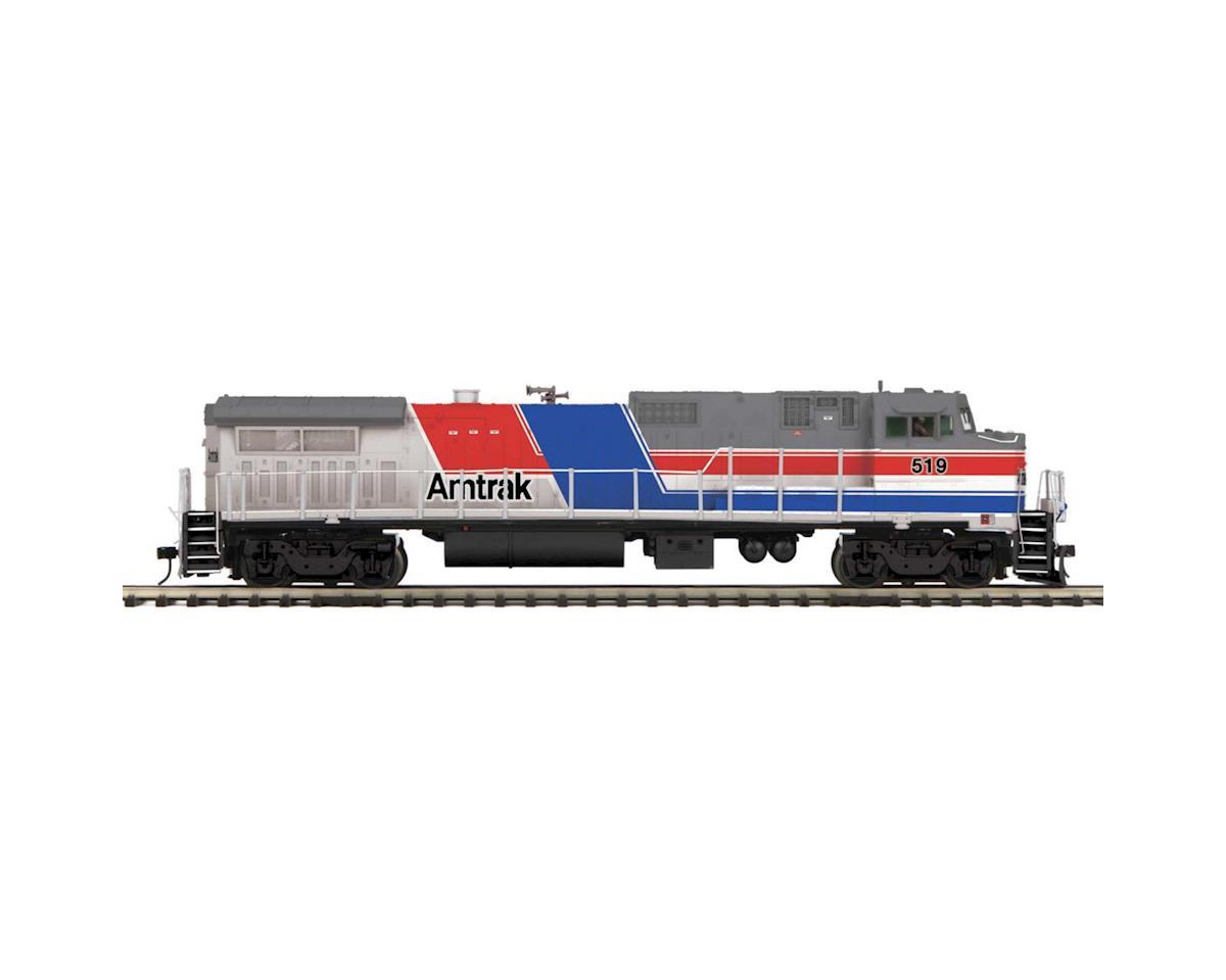 MTH Trains O Scale Dash 8-40BW w/PS3, Amtrak #519