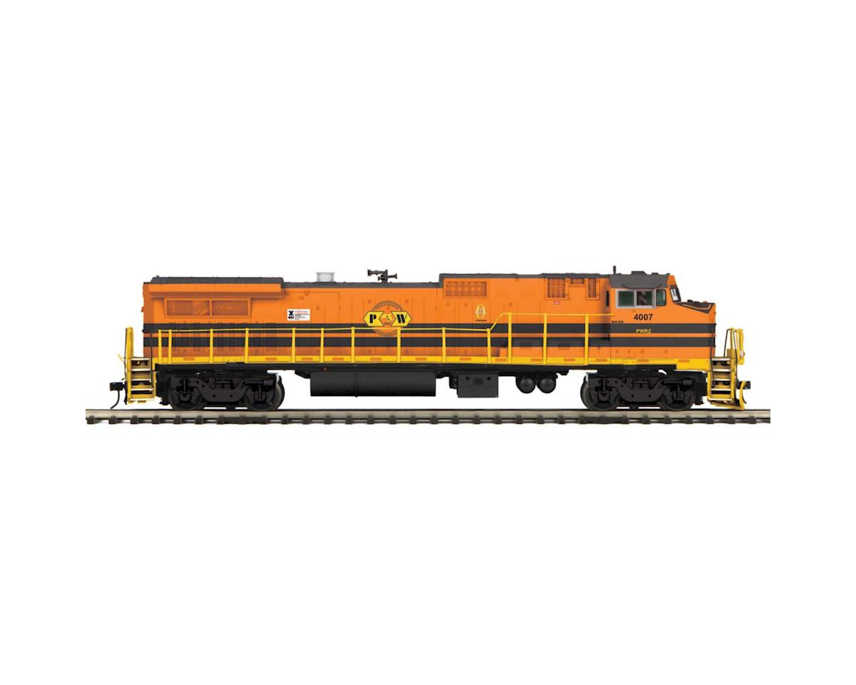 MTH Trains O Scale Dash 8-40BW w/PS3, P&W #4007