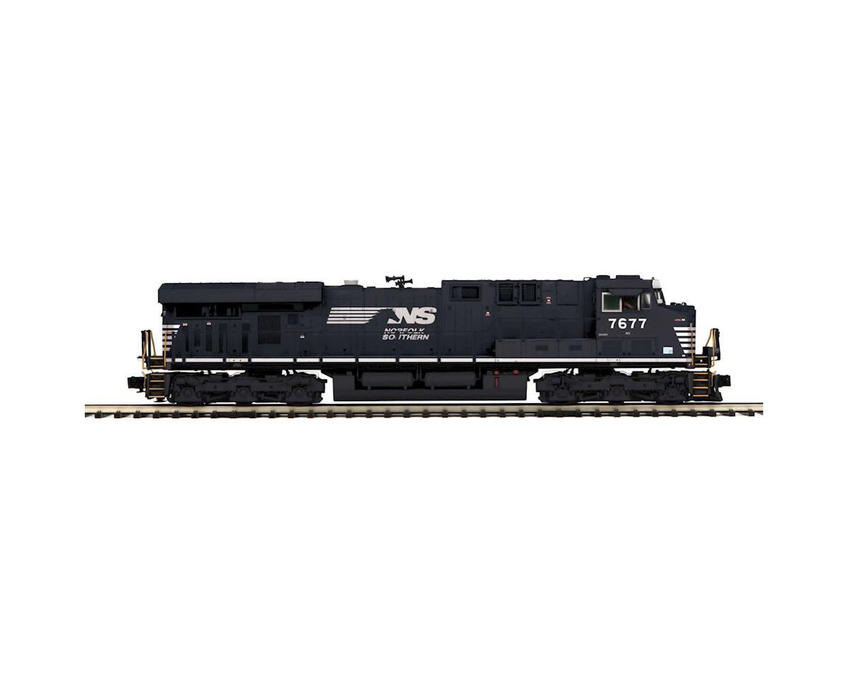 MTH Trains O Scale ES44DC w/PS3, NS #7677