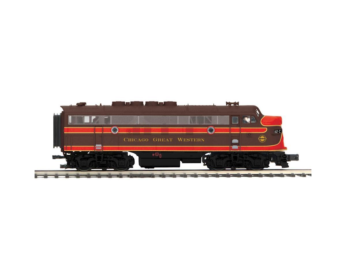 MTH Trains O Scale F3A w/PS3, CGW #112-C