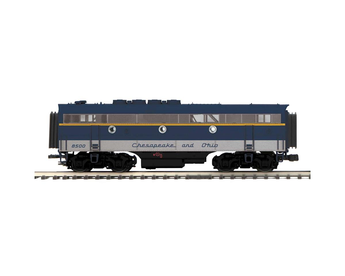 MTH Trains O Scale F3B Dummy, C&O #8504