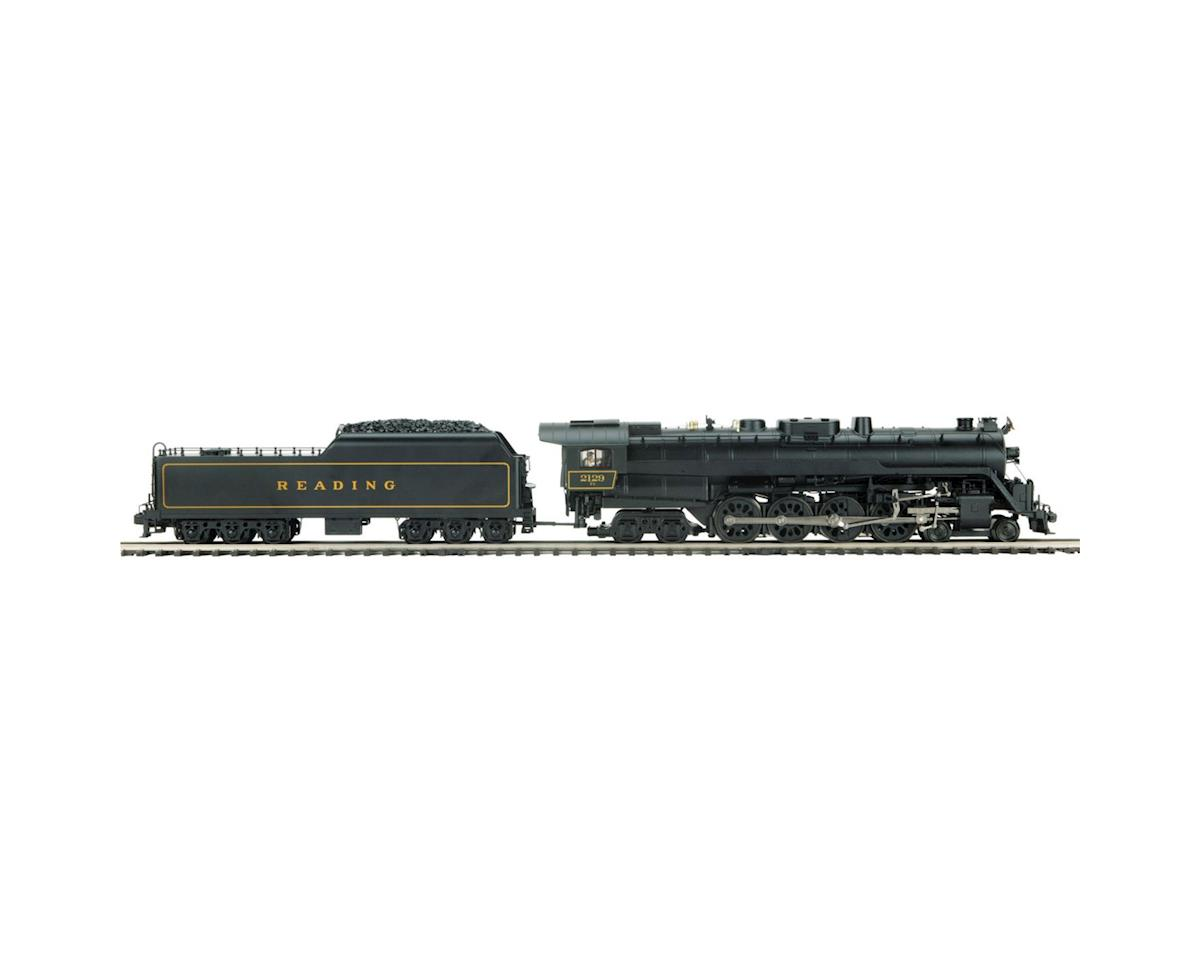 MTH Trains O Scale 4-8-4 T-1 w/PS3, RDG