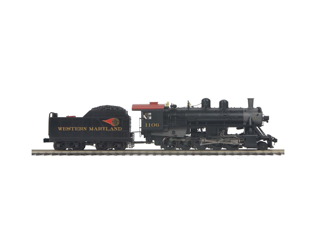 MTH Trains O Scale 2-10-0 Russian Decapod w/PS3, WM #1106