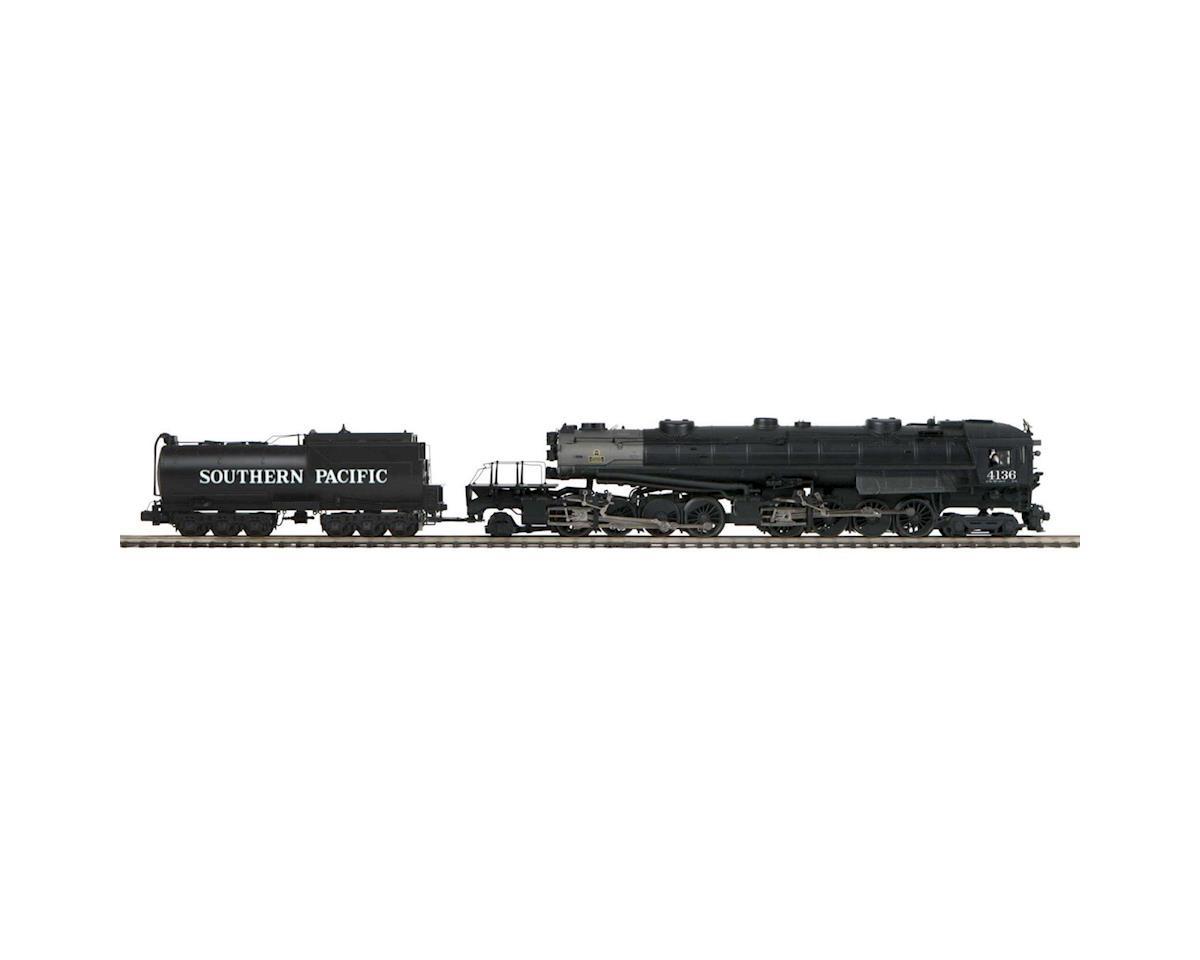 MTH Trains O Scale 4-8-8-2 AC6 Cab Forward w/PS3, SP #4136