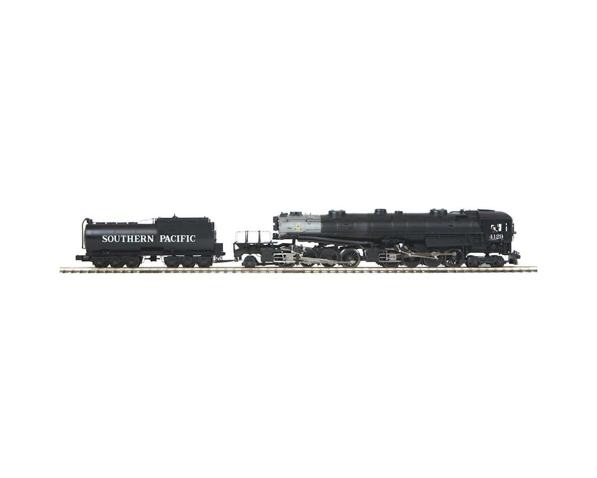 MTH Trains O Scale 4-8-8-2 AC6 Cab Forward w/PS3, SP #4129
