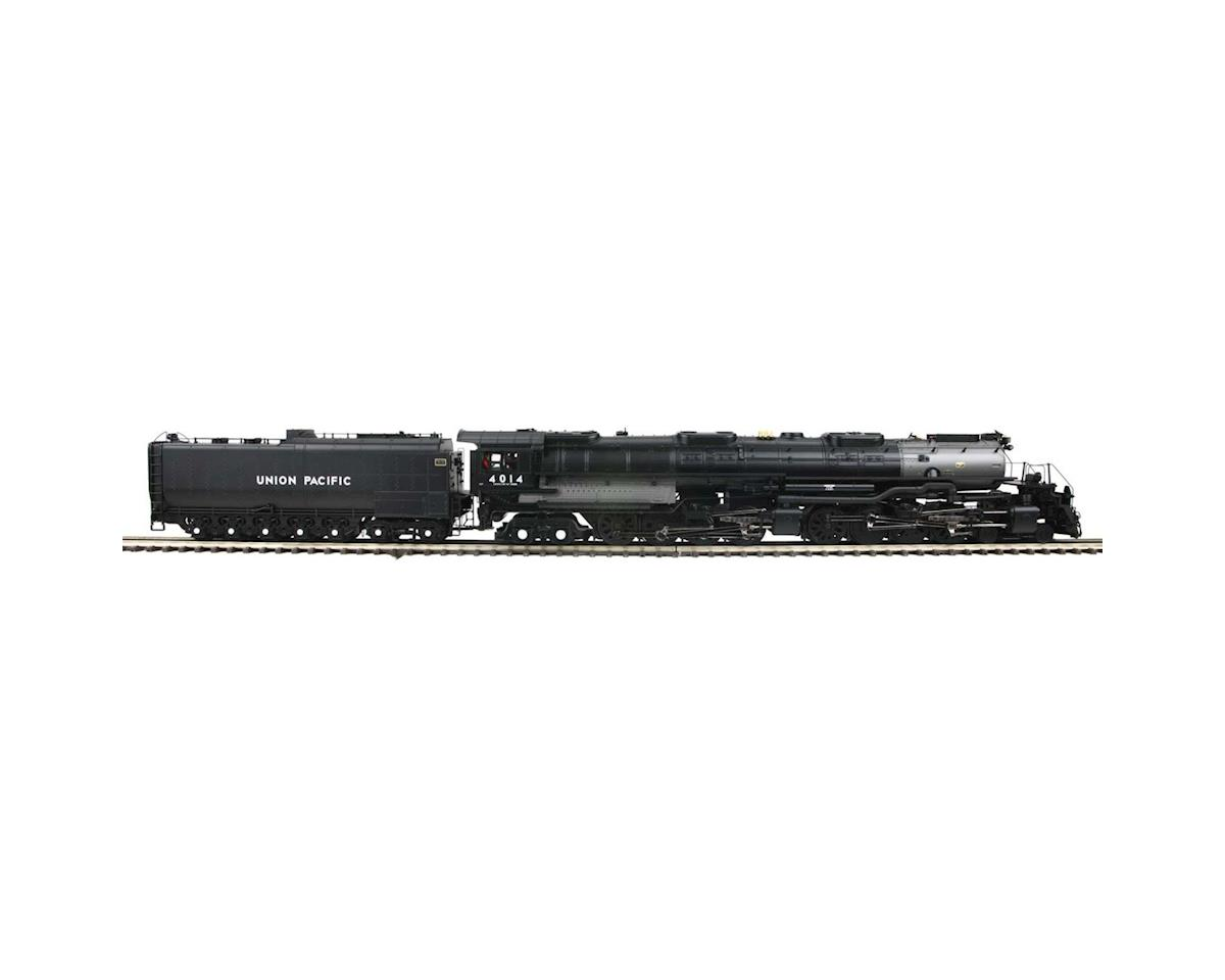 MTH Trains O Scale 4-8-8-4 w/PS3 Oil Burner, UP #4014
