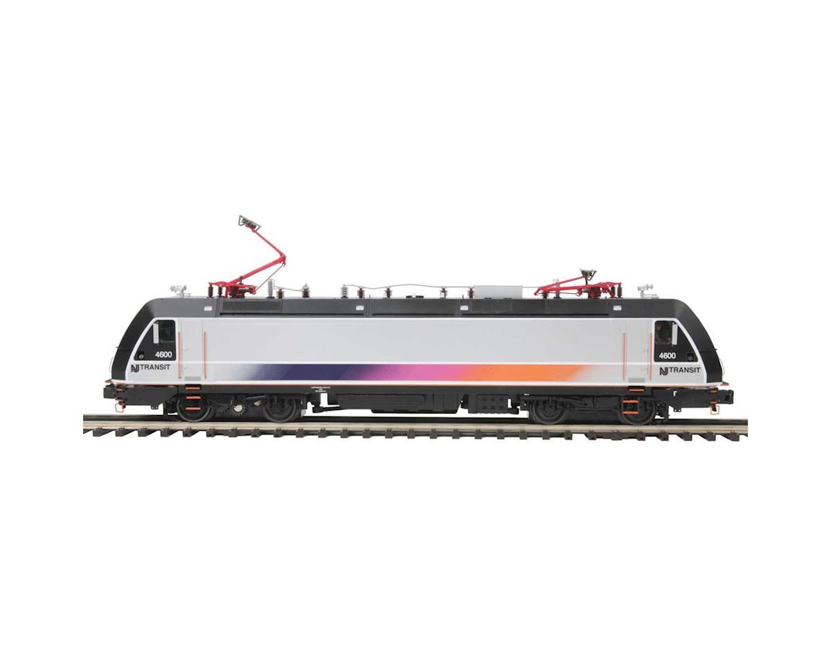 MTH Trains O Scale ALP 46 w/PS3, NJT #4600
