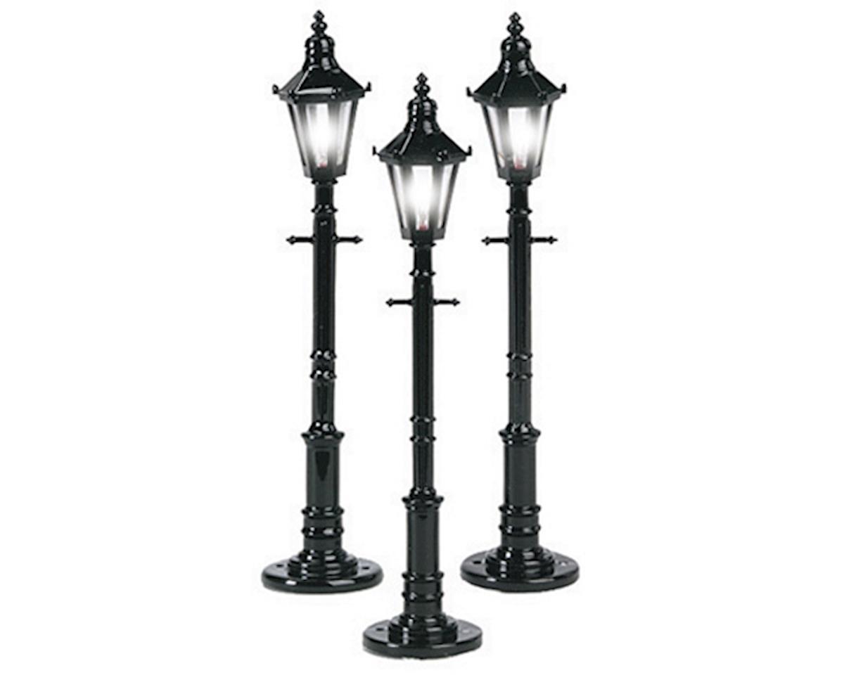 MTH Trains O Main Street Lamps (3)
