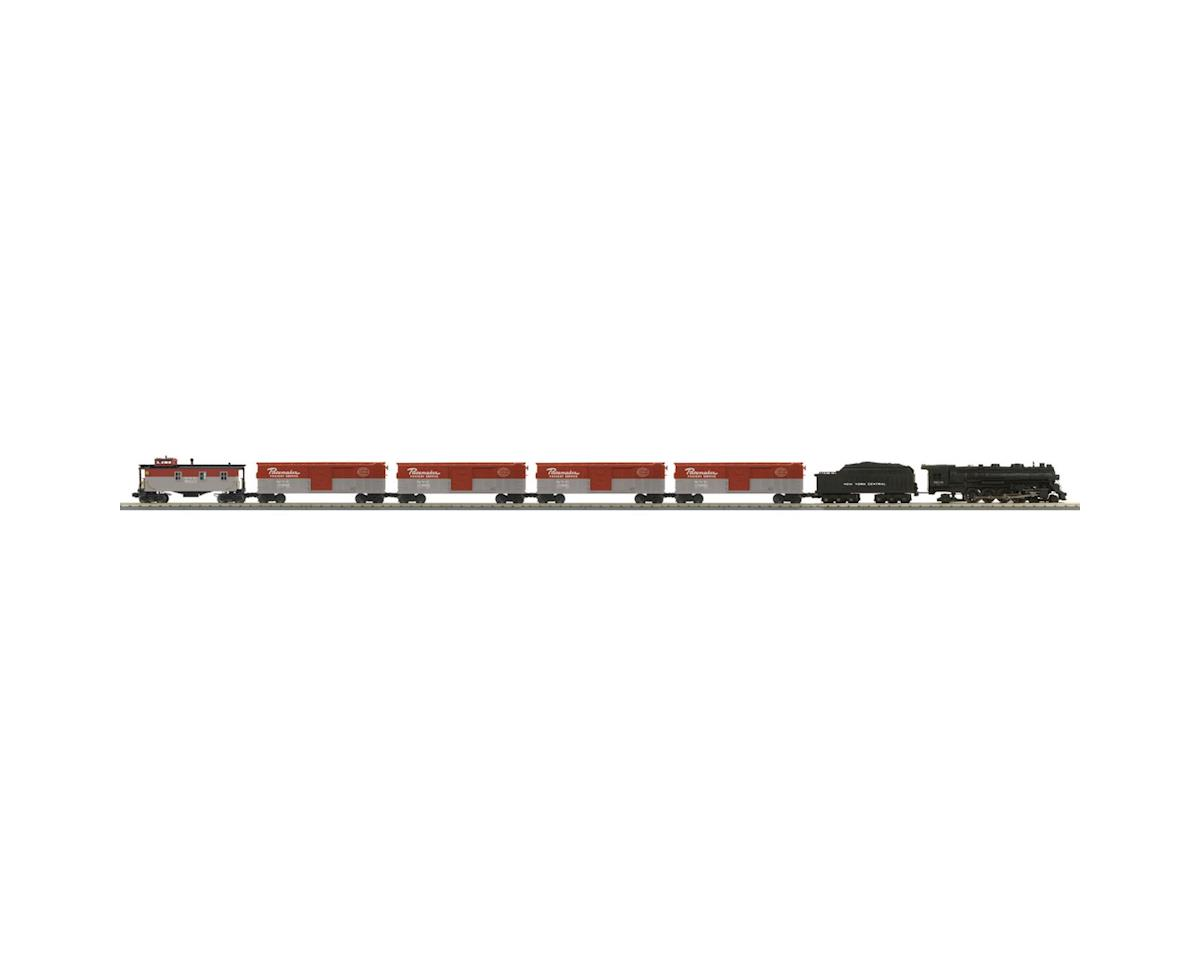 MTH Trains O-27 4-8-2 L-3 Freight Set w/PS3, NYC