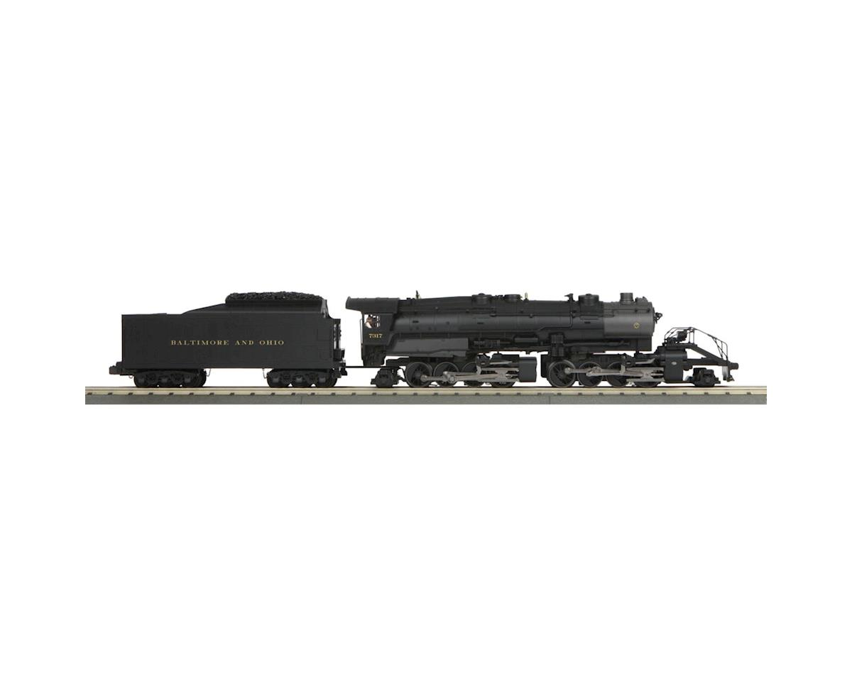 MTH Trains O-27 Imperial 2-8-8-2 Y6b w/PS3, B&O