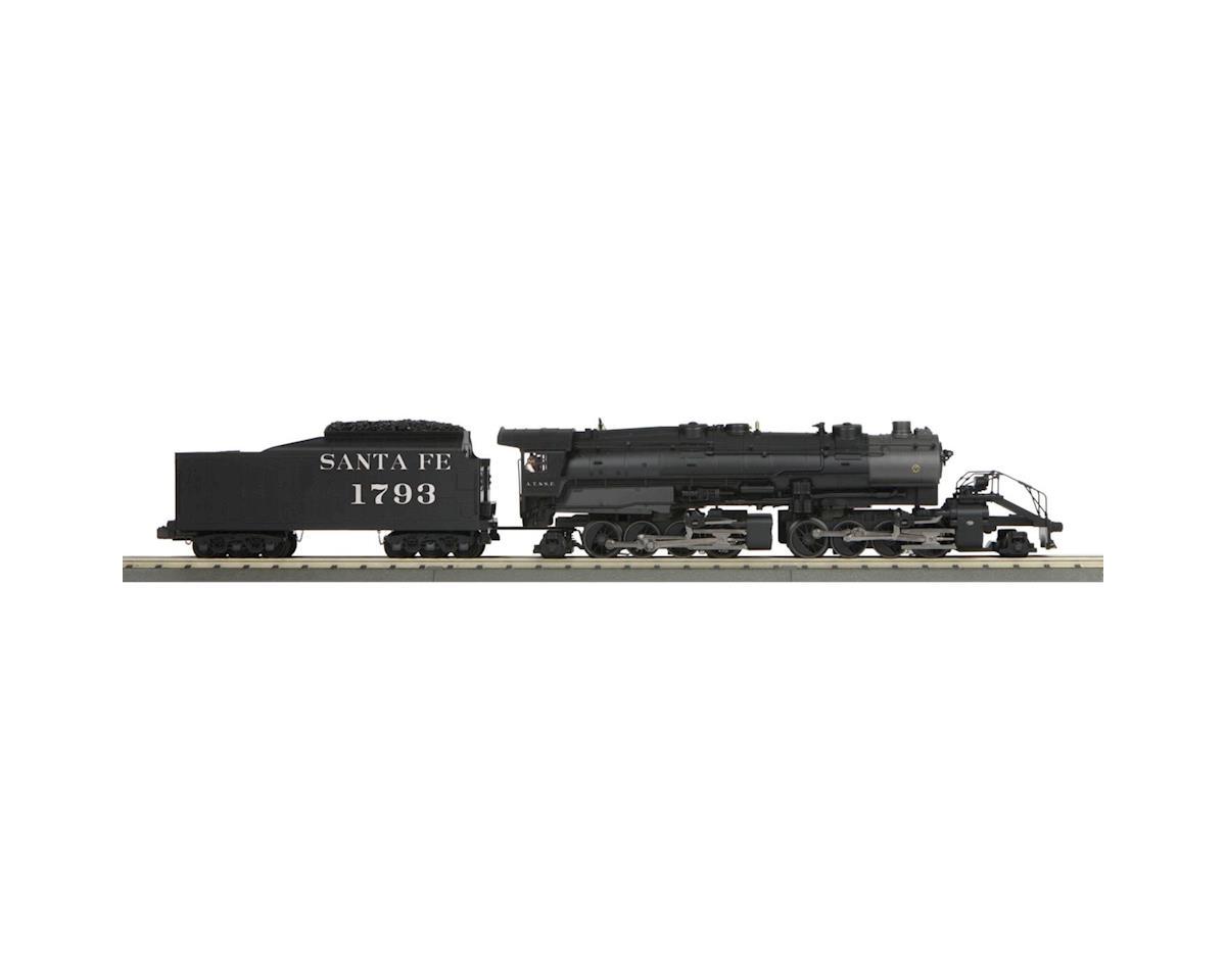 MTH Trains O-27 Imperial 2-8-8-2 Y6b w/PS3, SF