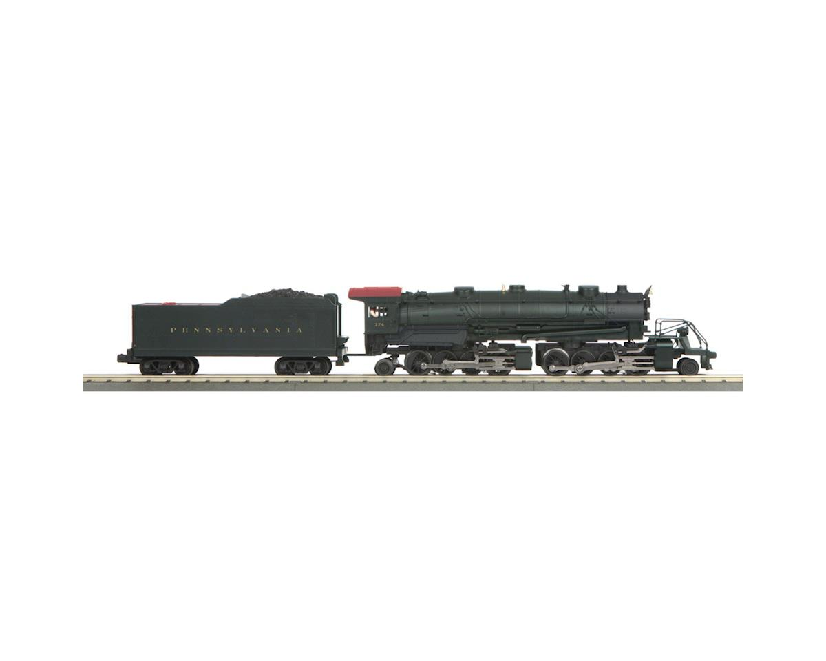 O-27 Imperial 2-8-8-2 w/PS3, PRR by MTH Trains