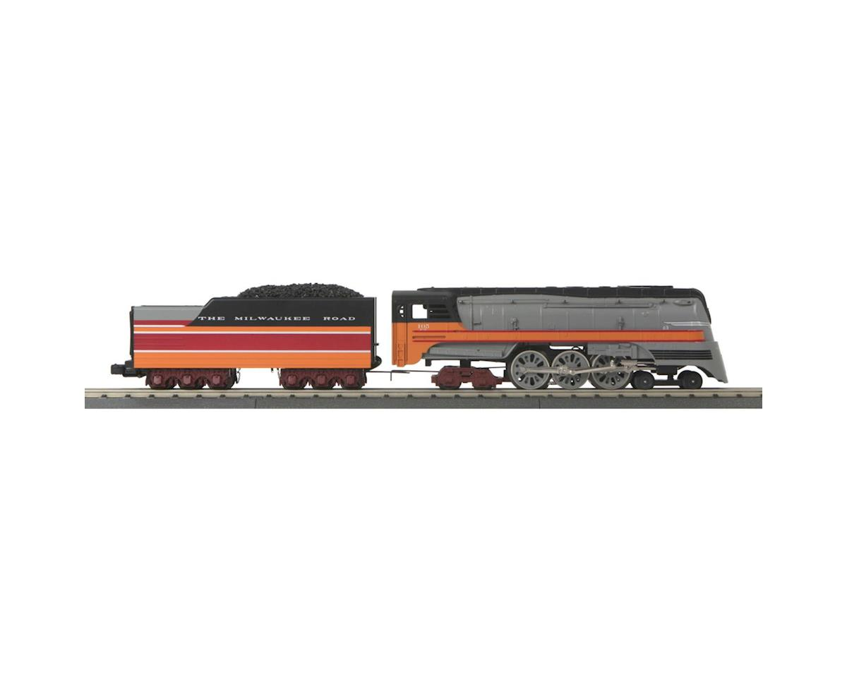 MTH Trains O-27 Imperial 4-6-4 Hiawatha w/PS3, MILW