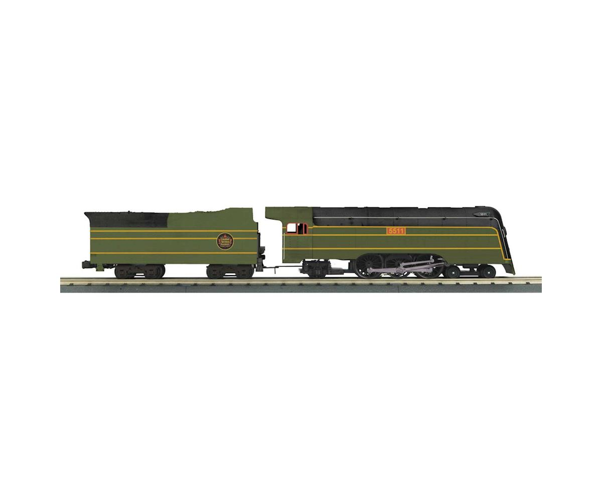 MTH Trains O-27 4-6-2 Crusader w/PS3, CN #5511
