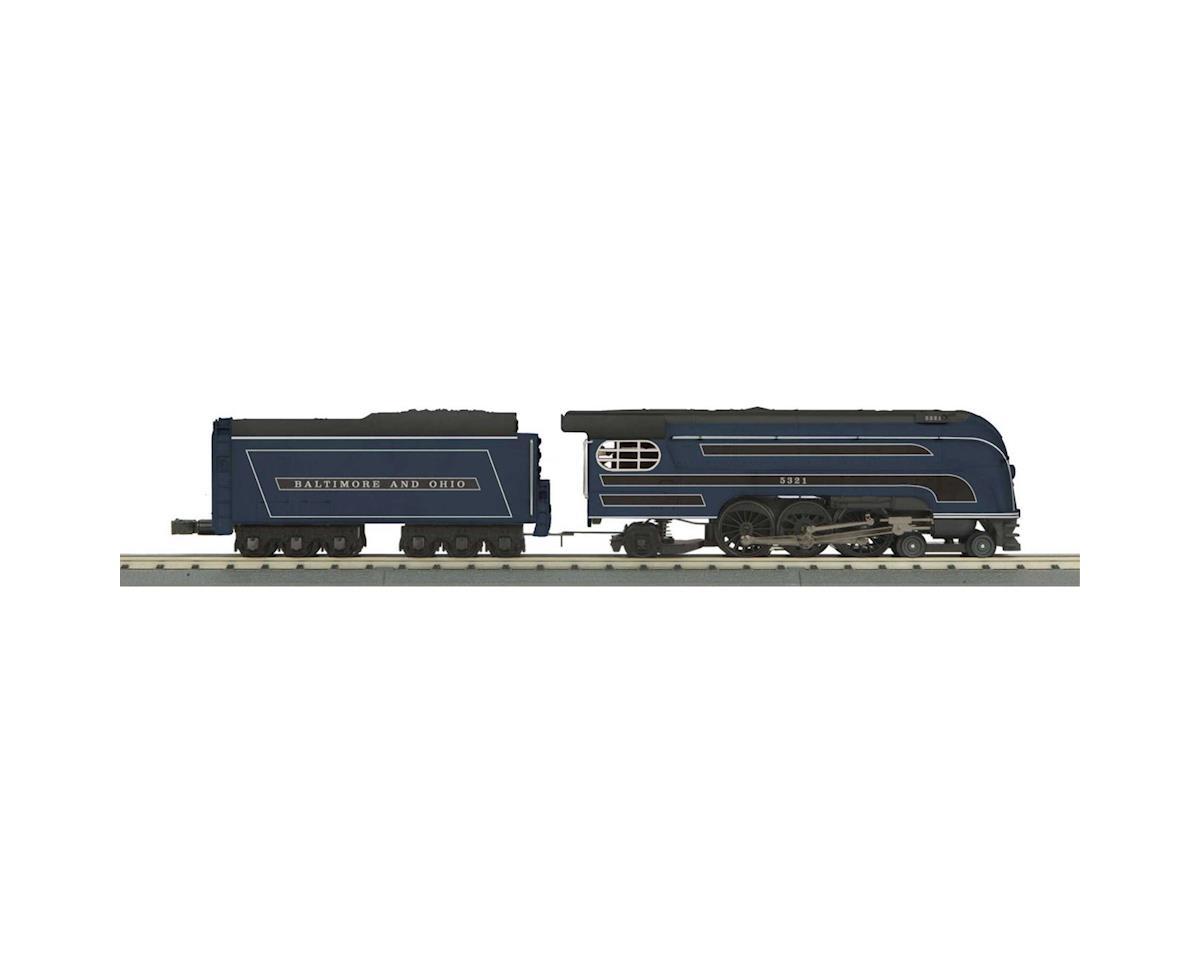 MTH Trains O-27 4-6-2 Forty-Niner w/PS3, B&O #5321