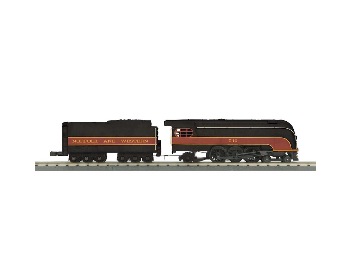 O-27 4-6-2 Forty-Niner w/PS3, N&W #540 by MTH Trains
