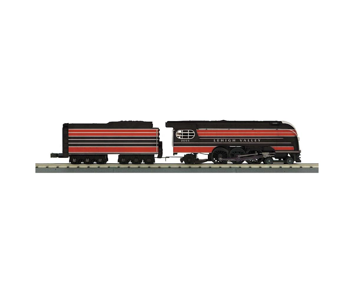 O-27 4-6-2 Forty-Niner w/PS3, LV #2055 by MTH Trains