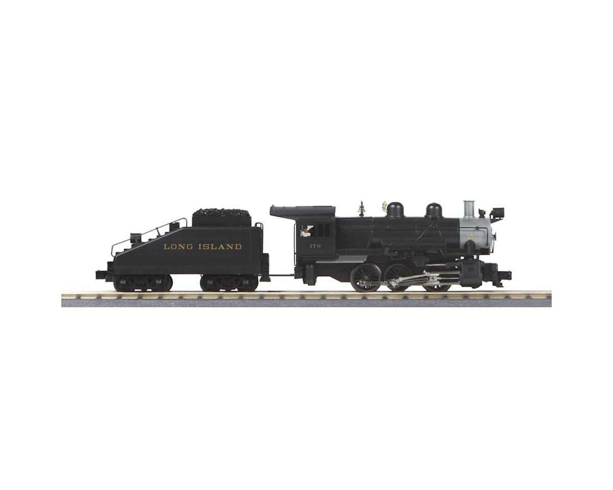 MTH Trains O-27 Imperial 0-6-0 B6 Switcher w/PS3, LIRR #170