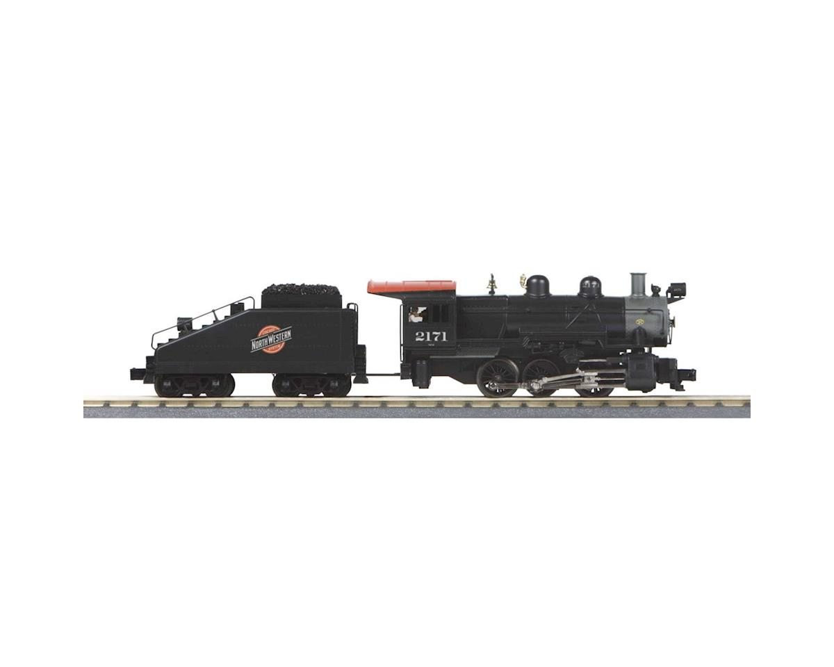 MTH Trains O-27 Imperial 0-6-0 B6 Switcher w/PS3, C&NW #2171