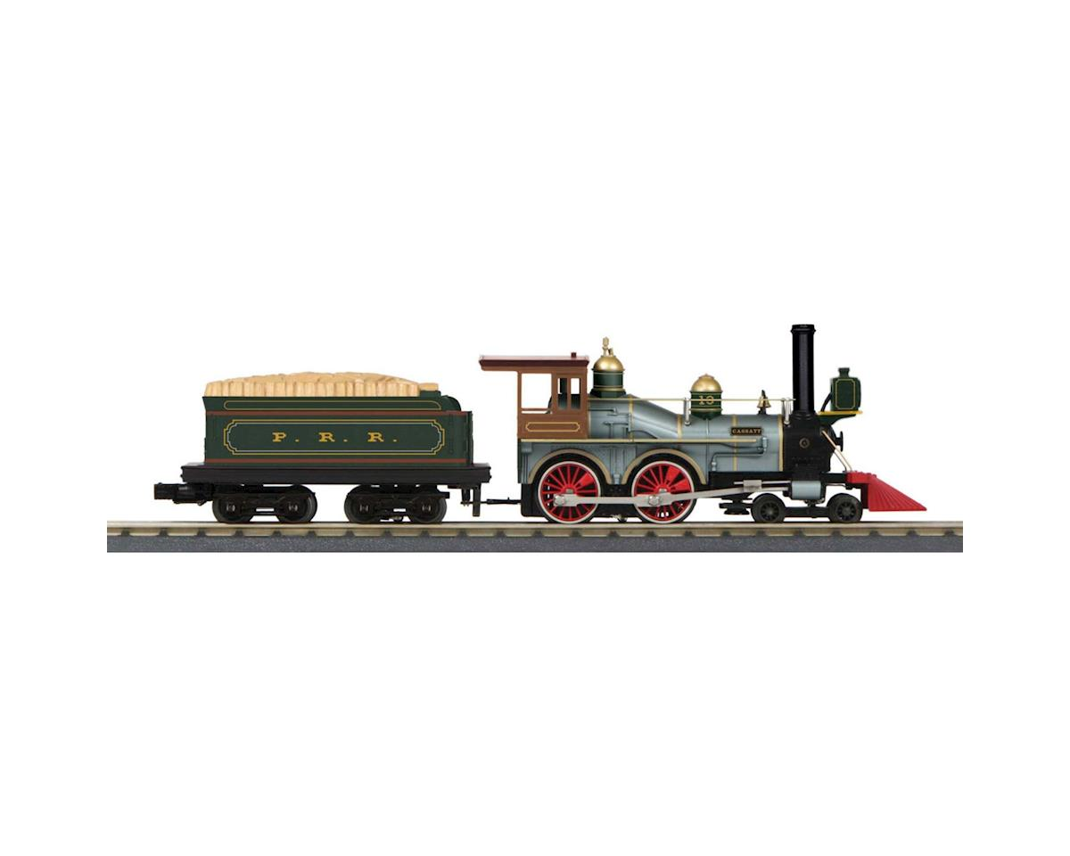 MTH Trains O-27 4-4-0 w/PS3, PRR #13