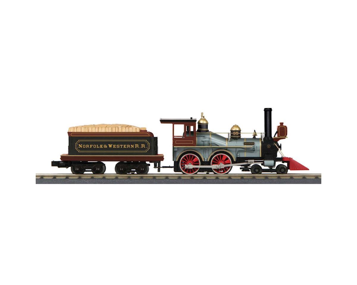 MTH Trains O-27 4-4-0 w/PS3, N&W #95