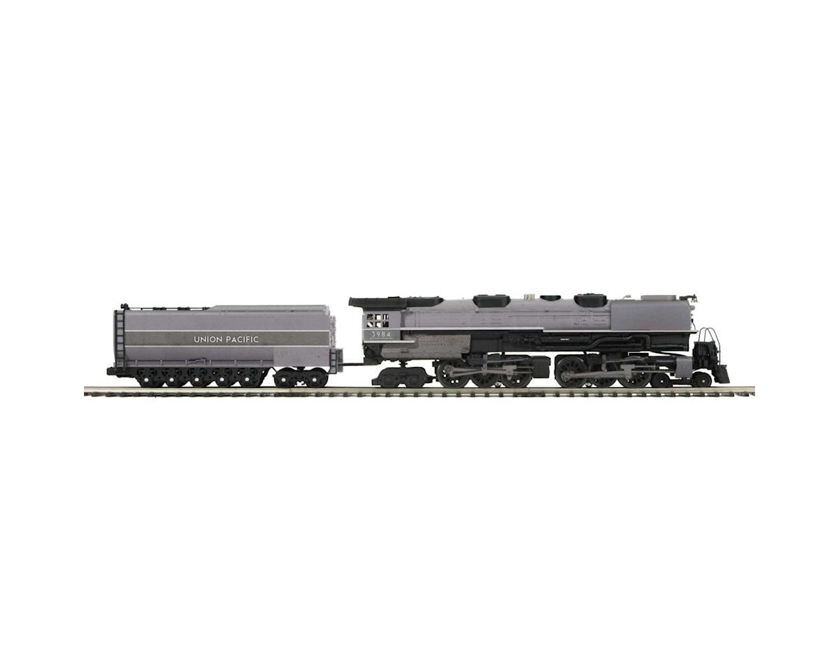 MTH Trains O-27 Imperial 4-6-6-4 Challenger w/PS3, UP #3984