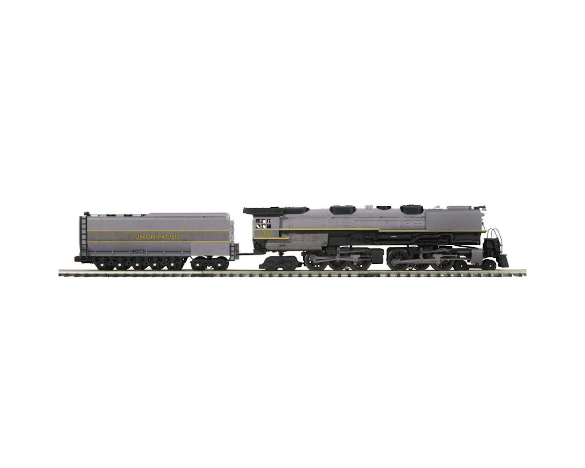 MTH Trains O-27 Imperial 4-6-6-4 Challenger w/PS3, UP #3983
